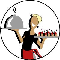 Logo für Catering